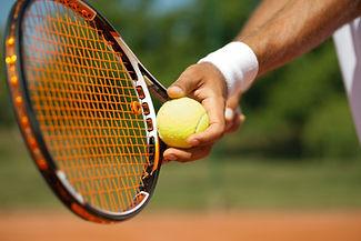 Sporting Goods, Tinnes Racquet