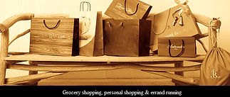 Elite Personal Concierge shopping services