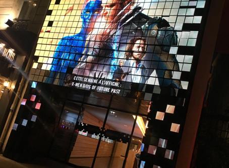 Ecrans Géants Led 3D - Haute résolution - Cinéma parisien Quartier des Gobelins