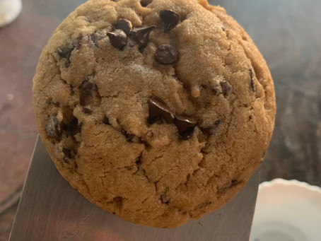 Chocolate Chip Cookies Bakery Style