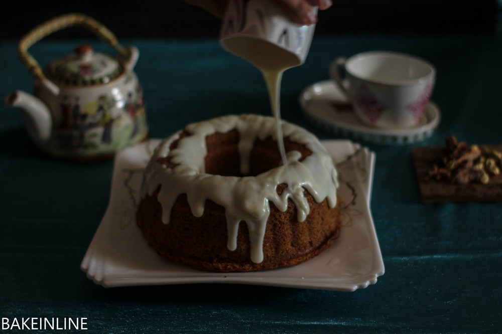 Spiced Tea Cake