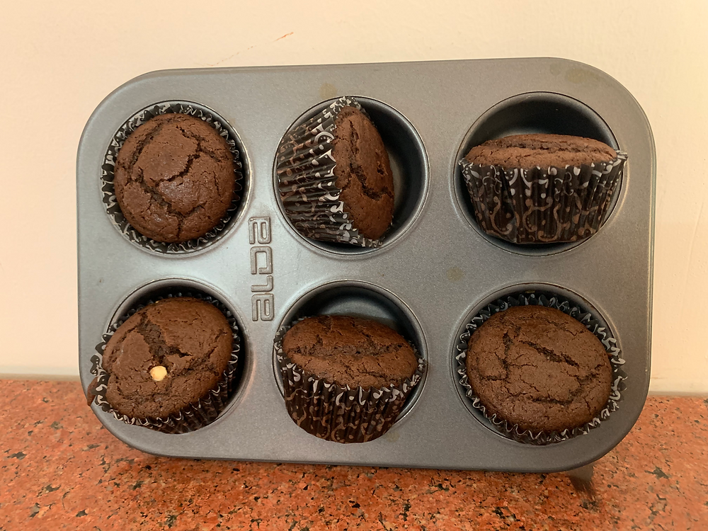 Double Chocolate Muffins Recipe