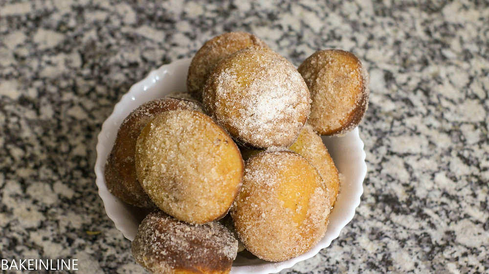 Perfectly Fluffy Filled Donuts