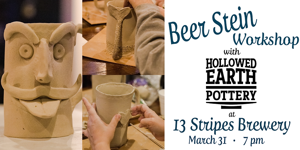Stein Workshop with Hollowed Earth Pottery