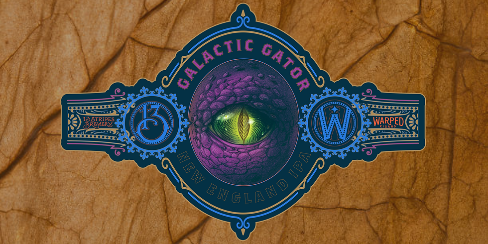 Galactic Gator Release Party