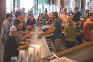 13 Stripes Brewery Grand Opening May 13, 2017