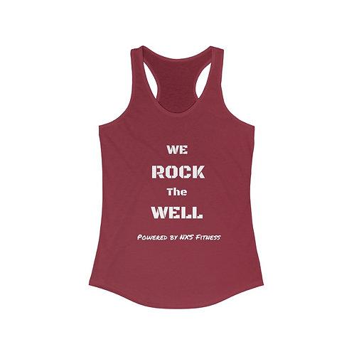 Rockwell Women's Ideal Racerback Tank