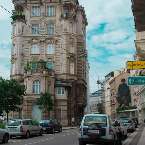 Road trip Rakousko: Vídeň - Štýrský Hradec I.
