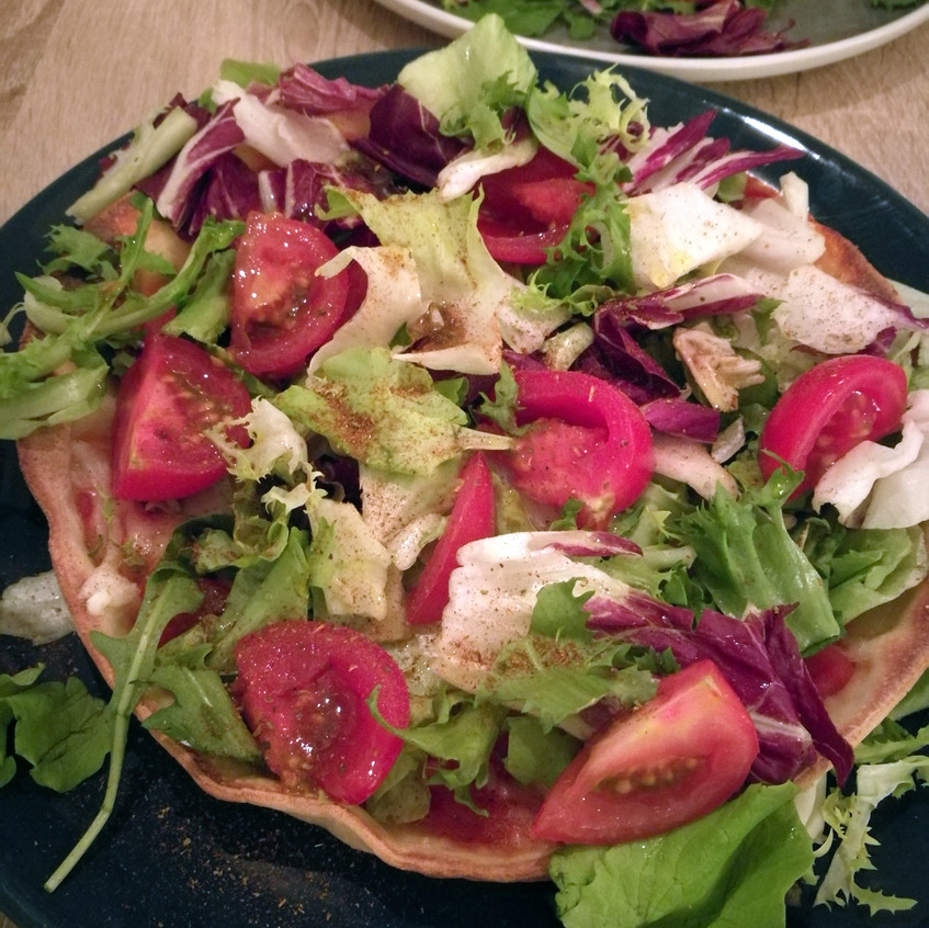 Ano, tohle je pizza - Freshco