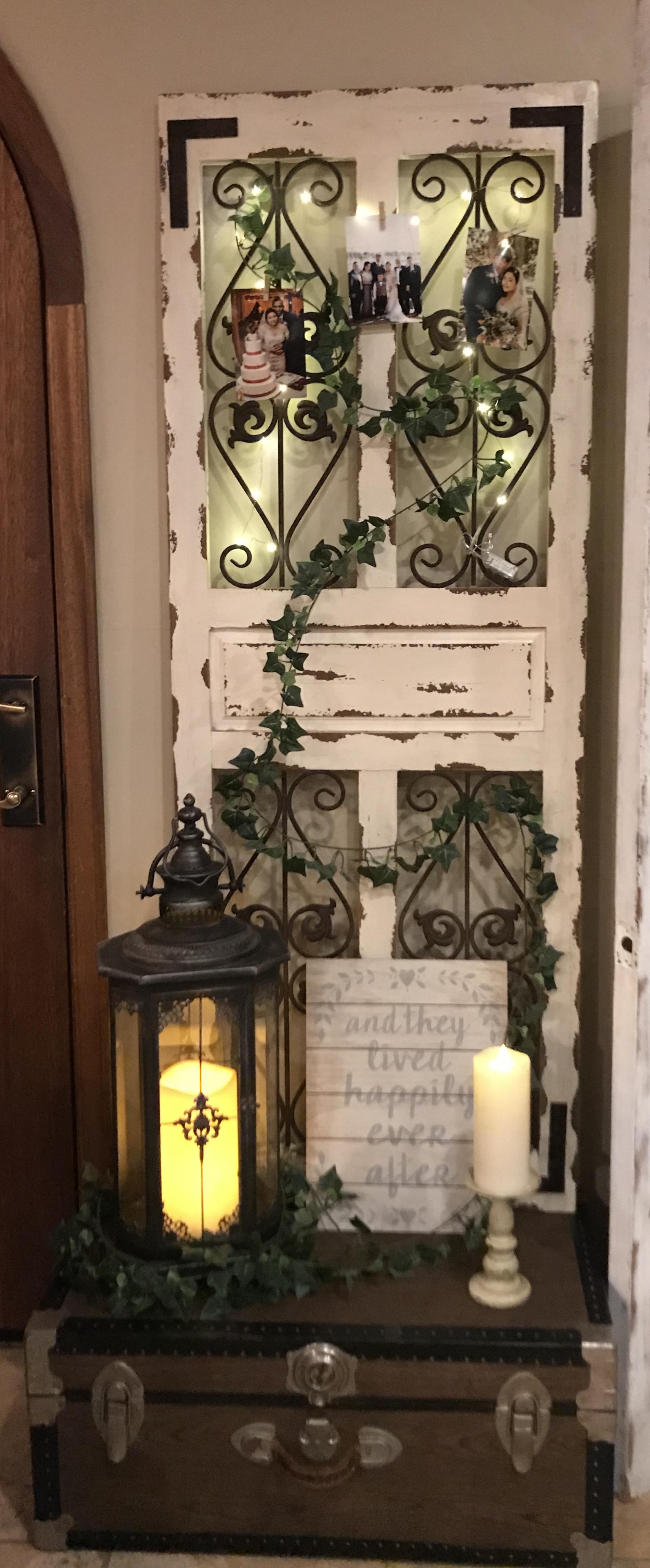 vintage decor doors2