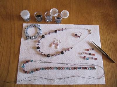 Luisa's jewellery