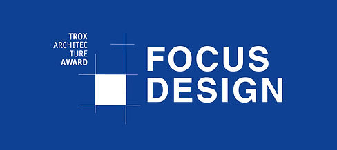 Focus Design, Trox Architecture Award - Logo