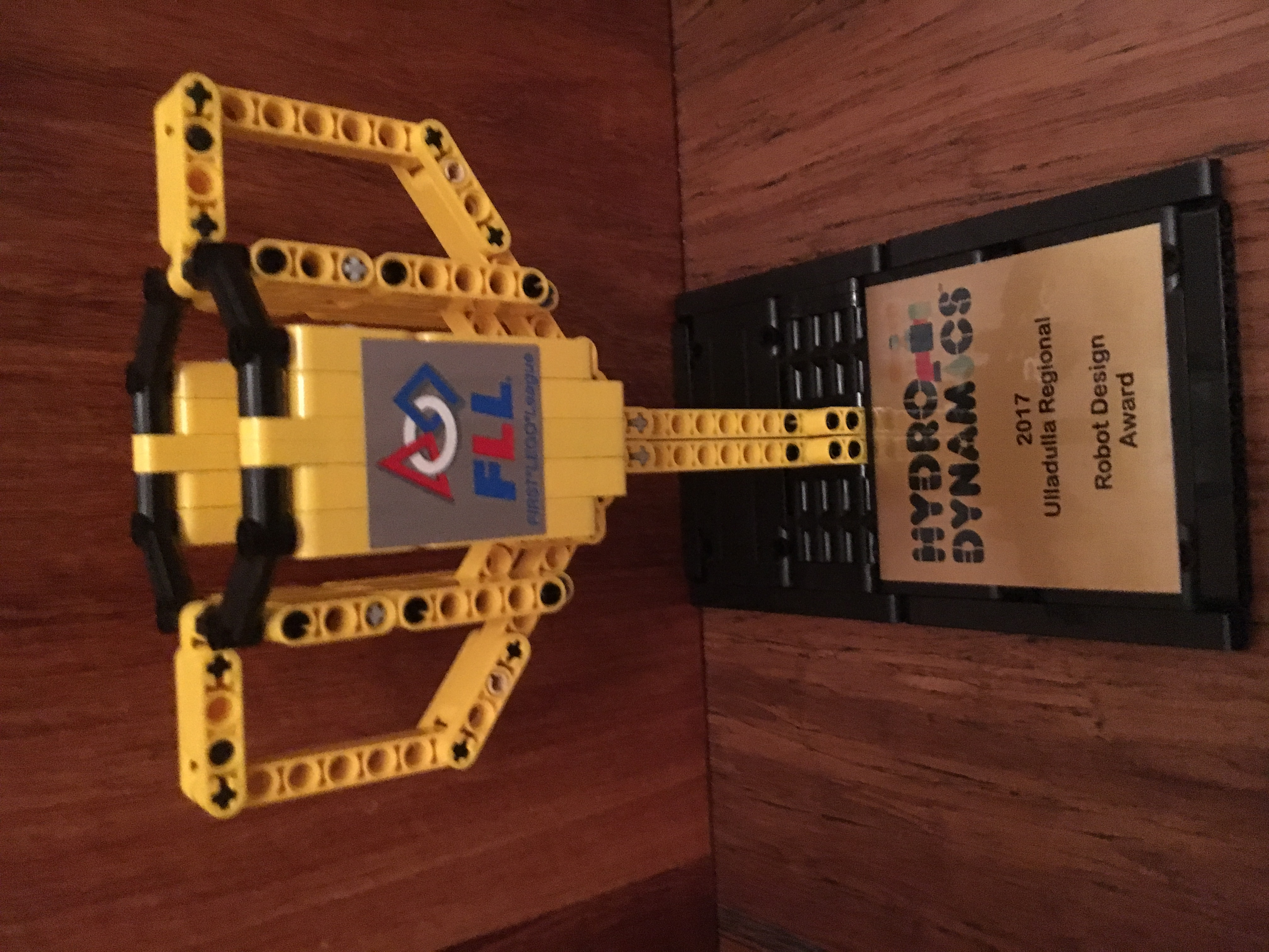 Robot Design Award