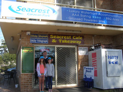 Seacrest Cafe`and Takeaway