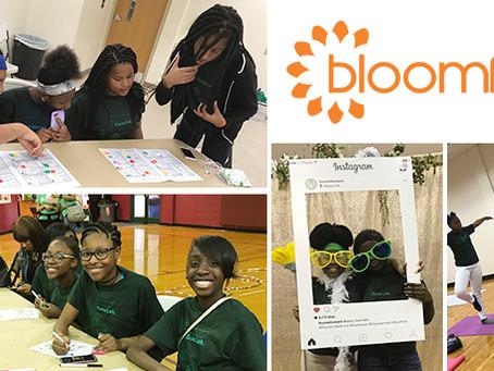 Local Girls Flourish at BLOOMFEST