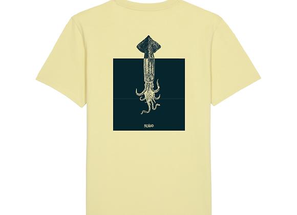 Surf Club Inktvis (geel)