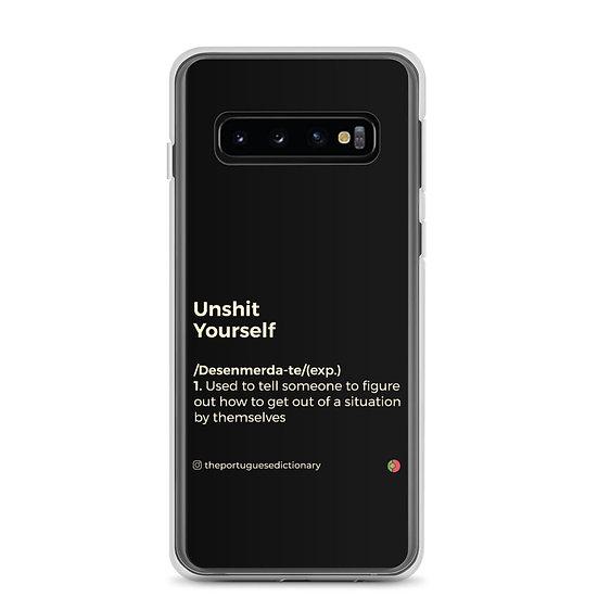 Capa Samsung - Desenmerda-te