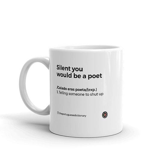 Caneta - Calado eras poeta