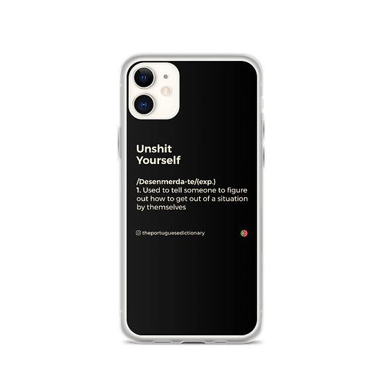 iPhone Case - Desenmerda-te