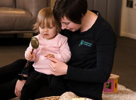 Heuristic Play - Create a 'Treasure Basket' at Home