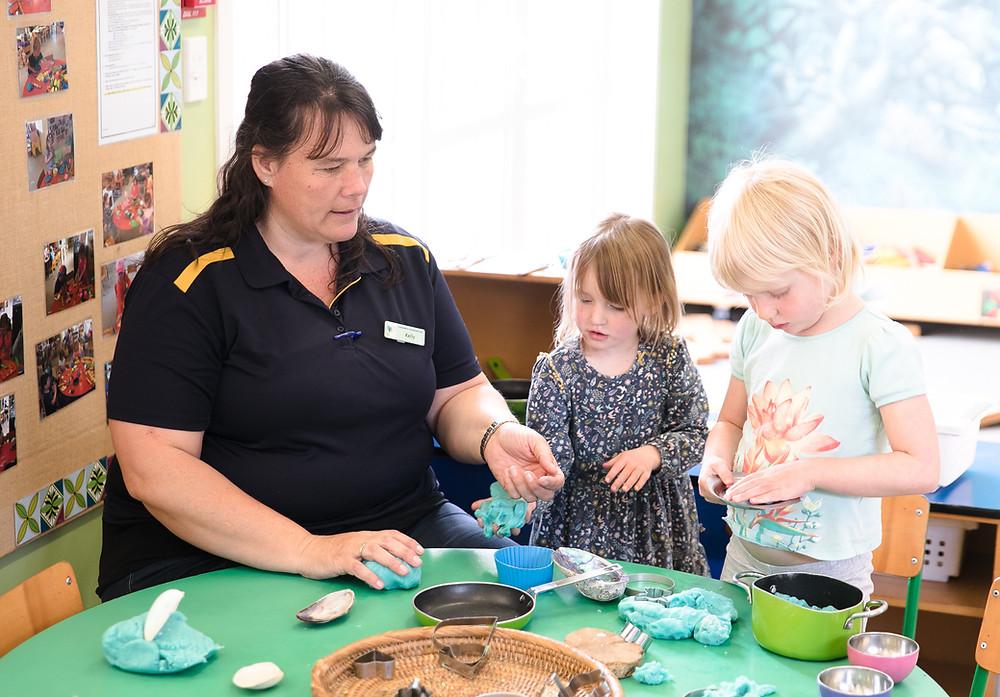 Prebbleton Kindergarten Children at Play