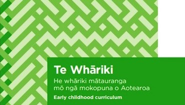 Te Whariki - A Parent's Guide to the National Early Childhood Curriculum