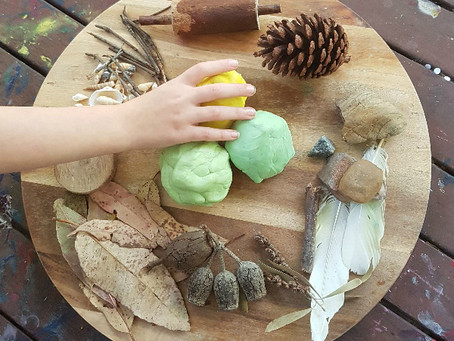 Brynley Street Nursery & Preschool Playdough Recipe
