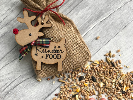 Brynley Christmas Tradition - Reindeer Food Recipe