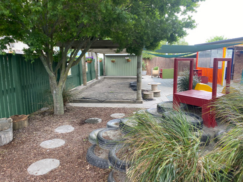 Two Year Old Play Area