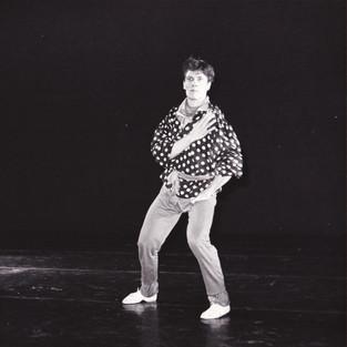 "Charlie Vernon in ""Dances of Many Lands"""