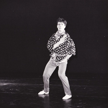 "Charlie Vernon in ""Dances of Many Lands"""