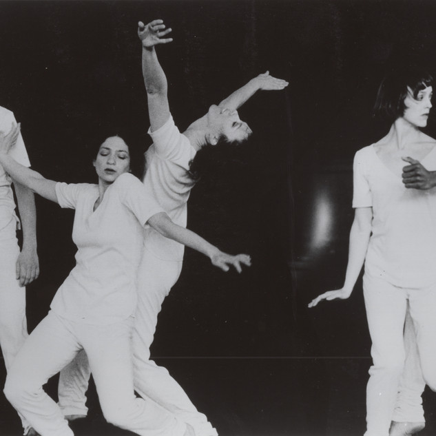 Jan Erkert & Dancers