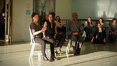 jenai cutcher, dance studio, joel hall, joel hall dancers and center