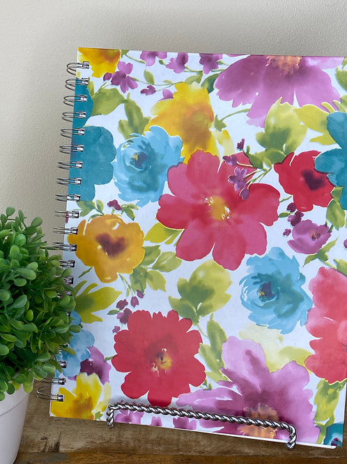 The Blessed Day Devotional Journal and Daily Planner -Blessed Blooms