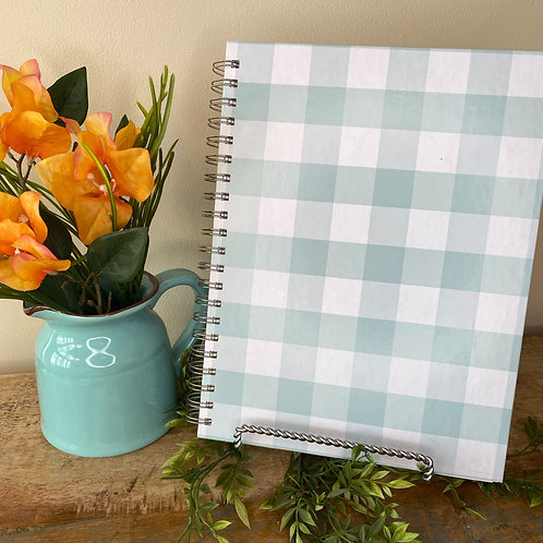 The Blessed Day Devotional Journal and Daily Planner -Faithful Farmhouse