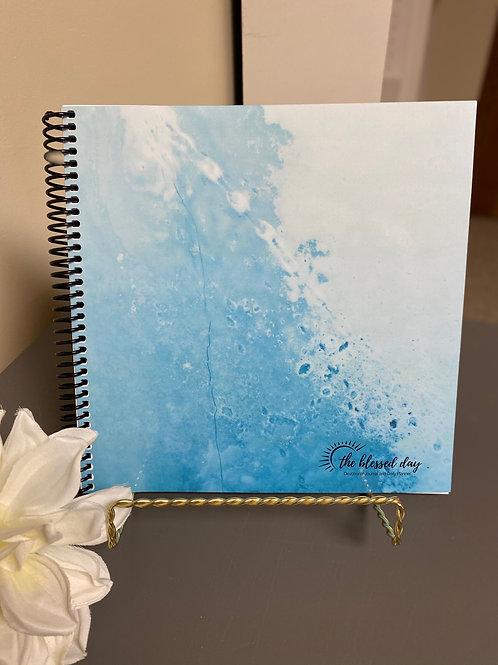 8x8 Blue Water Journal