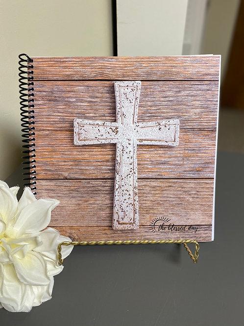 8 x 8 Cross Journal