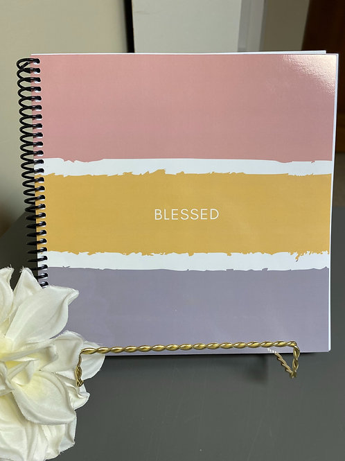 "8x8 ""Blessed"" Stripes"
