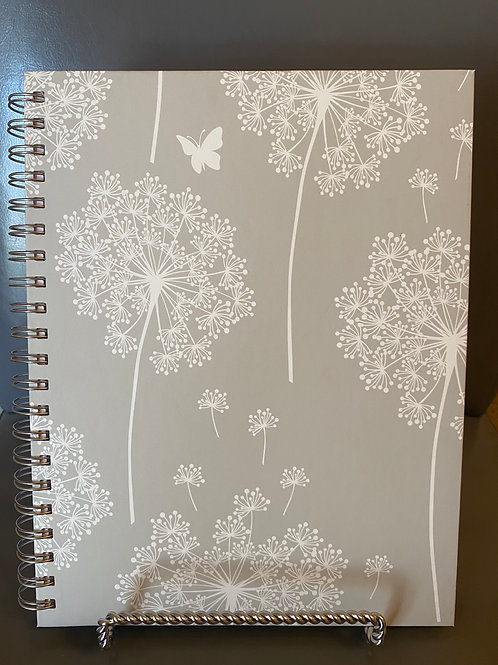 The Blessed Day Devotional Journal and Daily Planner -Dandelion