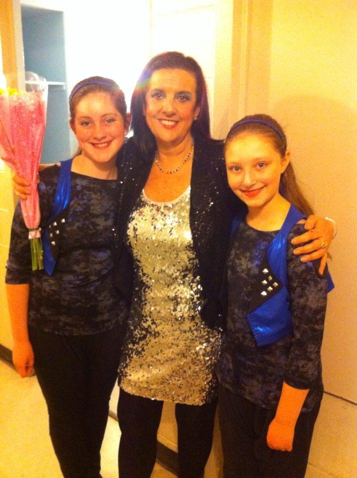 Miss Barb, Katie & Jenna