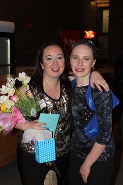 Tracy & Maddie