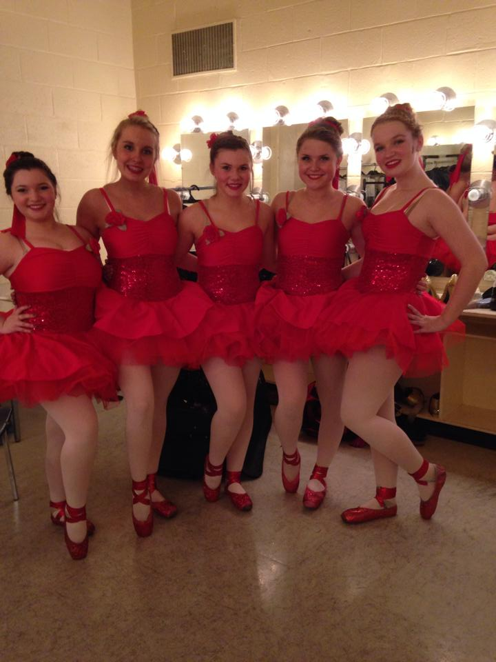 'Closet of Ruby Red Slippers' Girls