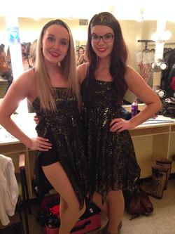 Rebecca & Jennifer