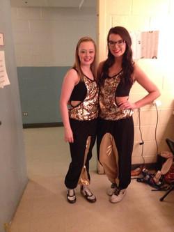 Ashley & Jennifer