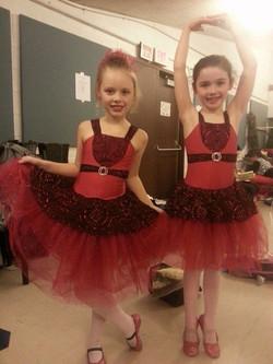 'Tango Shoes' Girls