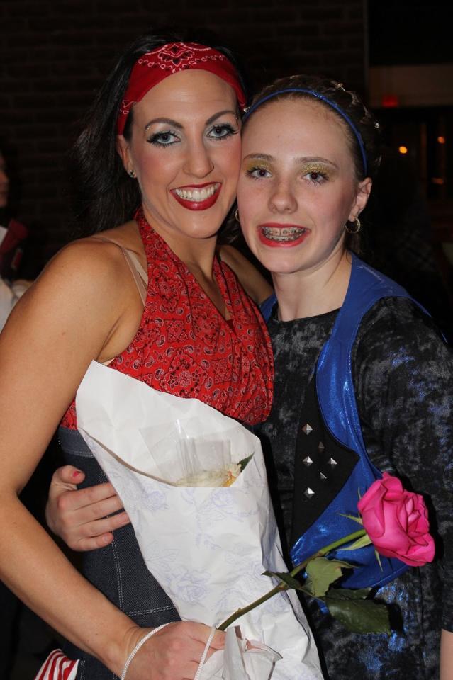 Joanne & Maddie