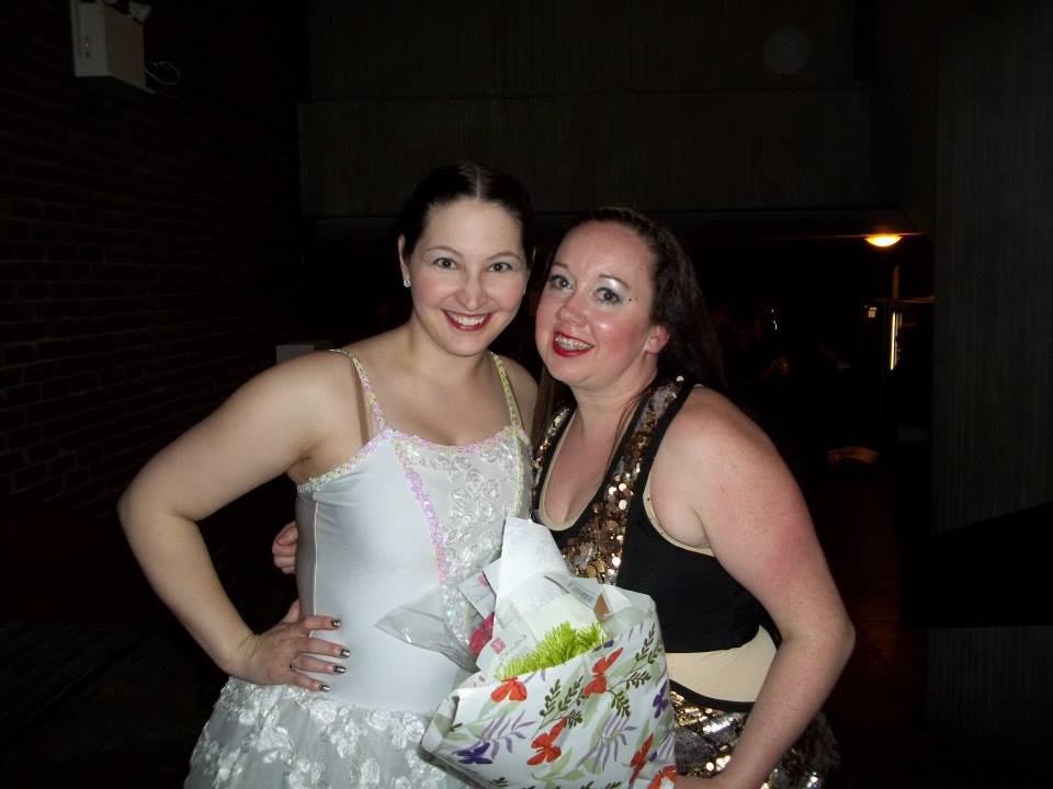 Samantha & Tracy