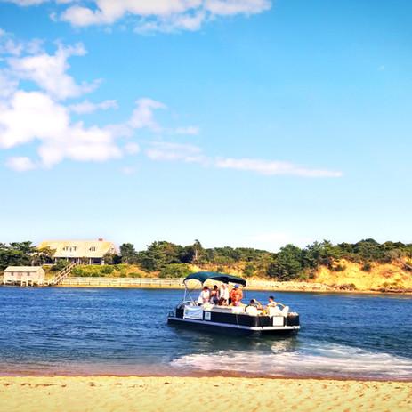 MV Edgardtown Sunset Cruises