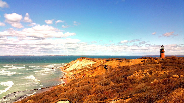 Gay Head Cliffs, Martha's Vineyard