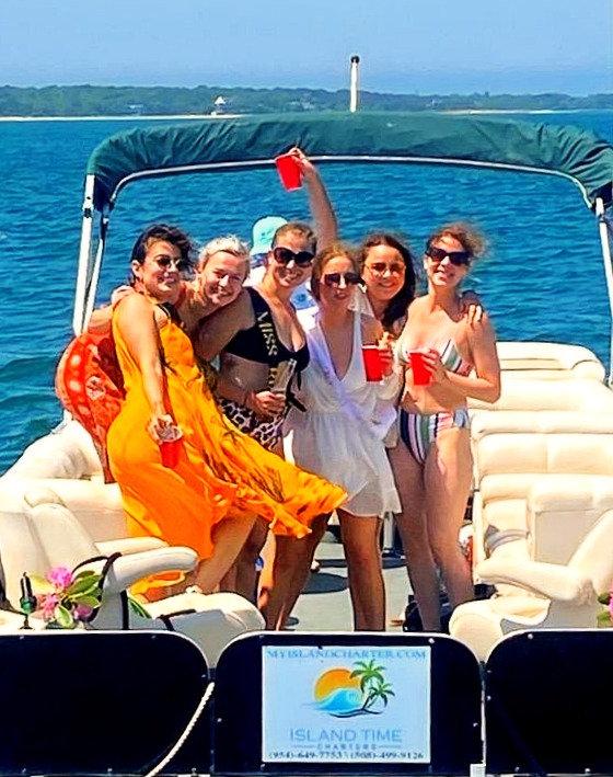 Martha's Vineyard Booze Cruise